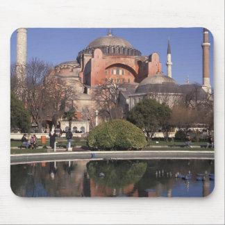 Hagia Sophia, Istanbul, Turkey Mouse Pad