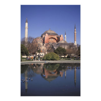 Hagia Sophia, Istanbul, Turkey Photo Print