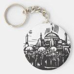 Hagia Sophia Key Chains