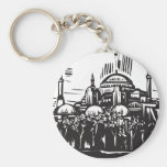 Hagia Sophia Llavero Personalizado
