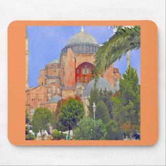 Hagia Sophia Mousepads