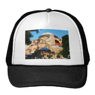 Hagia Sophia picture Trucker Hat