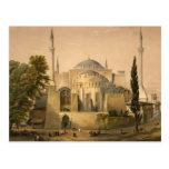 Hagia Sophia Postcard Postcard