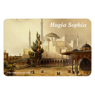 Hagia Sophia Premium Magnet Rectangular Magnet