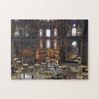 Hagia Sophia Puzzle