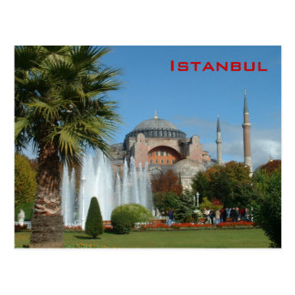 Hagia Sophia Tarjetas Postales
