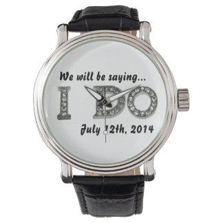 Hago casar la reserva de Bling el reloj de la
