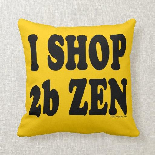 HAGO COMPRAS el ZEN 2b Almohadas