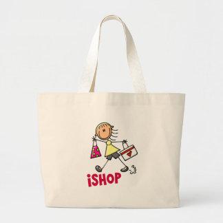 HAGO COMPRAS figura camisetas y regalos del palill Bolsa