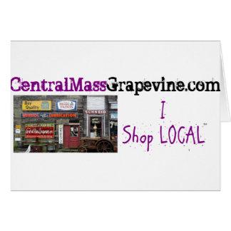 Hago compras Local Tarjeta