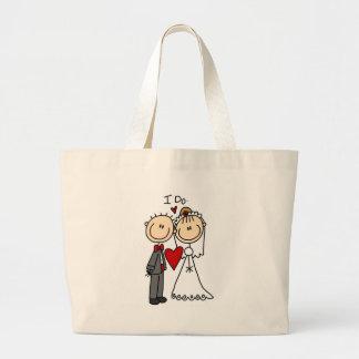 Hago el bolso de la ceremonia de boda bolsa