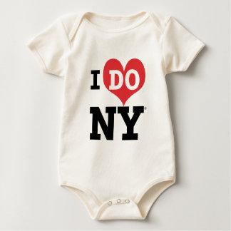 HAGO el corazón de NY Traje De Bebé
