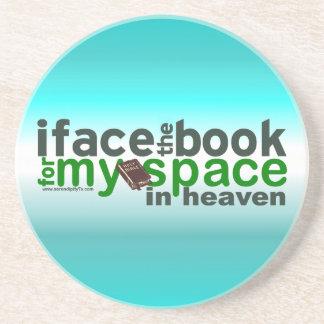 Hago frente al libro para Myspace Posavaso Para Bebida