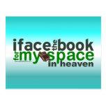 Hago frente al libro para Myspace Postal