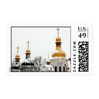 Hago frente de la catedral de Sophievskii tomada Envio