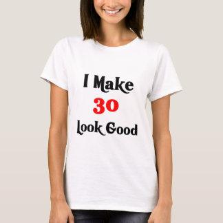 Hago la mirada 30 buena playera