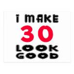 Hago la mirada 30 buena postales