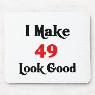 Hago la mirada 49 buena alfombrillas de ratón