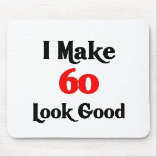 Hago la mirada 60 buena alfombrilla de ratones