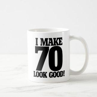 Hago la mirada 70 buena taza