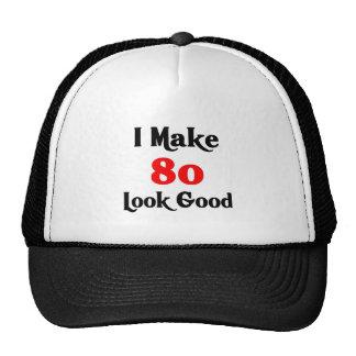Hago la mirada 80 buena gorro