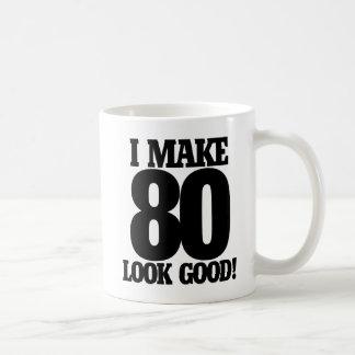 Hago la mirada 80 buena taza de café