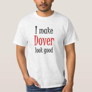 Hago la mirada de Dover buena Remeras