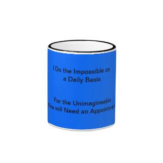Hago la taza imposible