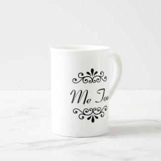 """""""Hago,"""" la taza personalizada los pares imitacióce Tazas De China"""