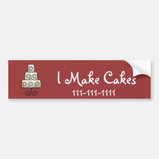 Hago las tortas