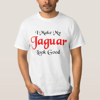 Hago mi mirada de Jaguar buena Remeras