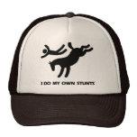 Hago mi propio caballo de Stunts™: imagen chistosa Gorros Bordados
