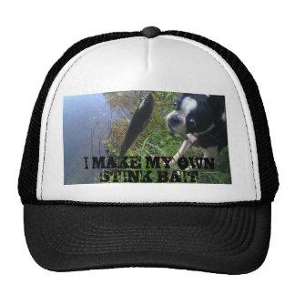 Hago mi propio cebo del hedor gorras de camionero