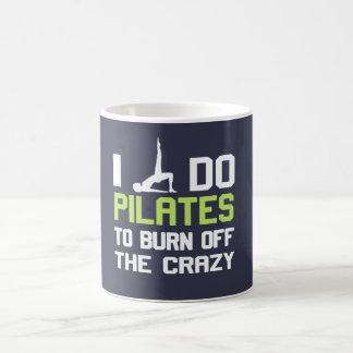 Hago Pilates para consumir el LOCO Taza De Café