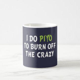 Hago PiYo para consumir el LOCO Taza De Café