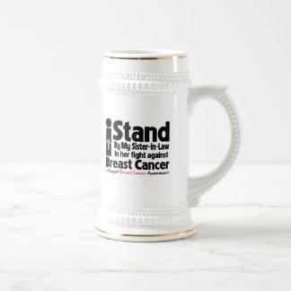 Hago una pausa a mi cuñada - cáncer de pecho tazas de café