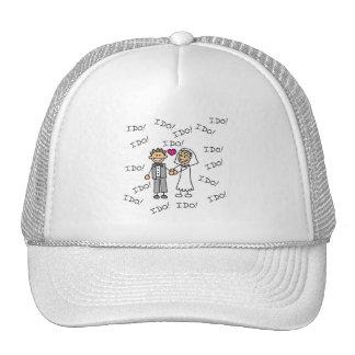 Hago yo yo hago gorras de camionero