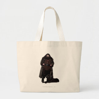 Hagrid and Dog Bags