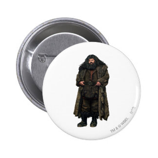 Hagrid Pinback Buttons