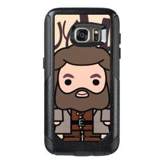 Hagrid Cartoon Character Art OtterBox Samsung Galaxy S7 Case