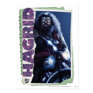 Hagrid Post Cards