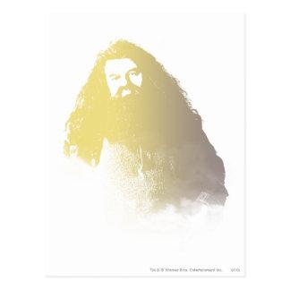 Hagrid Post Card