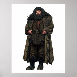 Hagrid Póster