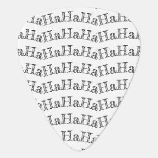HaHa Guitar Pick