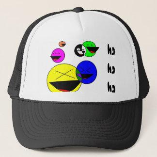 hahaha trucker hat