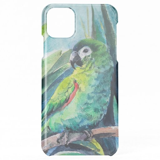 Hahn´s Macaw iPhone 11 Pro Max Case