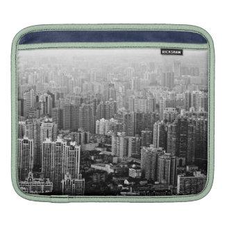 'Hai - A view of Shanghai Sleeves For iPads
