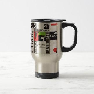 Hai Karate Brand Page Travel Mug