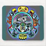 Haida Art Mousepads