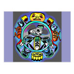 Haida Art Post Cards